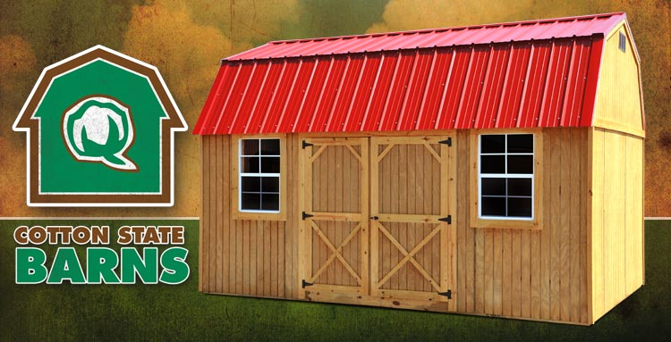 Cotton State Barns
